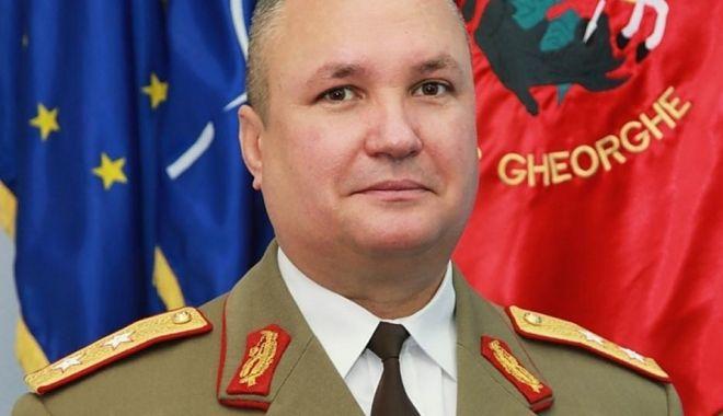 Foto: Şeful Statului Major al Apărării, misiune specială. Unde merge generalul Ciucă