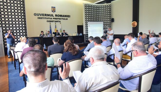 Foto: Ultima ședință din 2018, la CJC. Aleșii vor rectifica bugetele instituțiilor din subordine