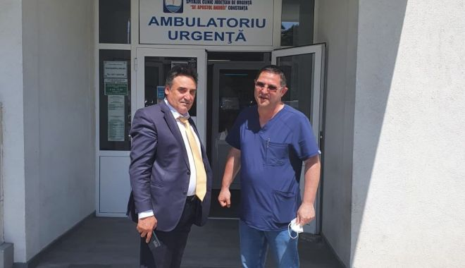 """Preşedintele CJC, Mihai Lupu: """"Centrul Multifuncțional de Sănătate Năvodari nu va fi desființat"""" - cjccentrulnavodari-1621877837.jpg"""