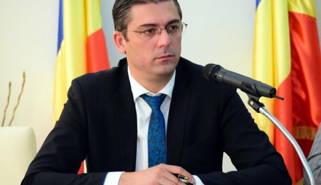 Foto: Liderul CJC, Horia Ţuţuianu, desemnat membru în Comitetul European al Regiunilor