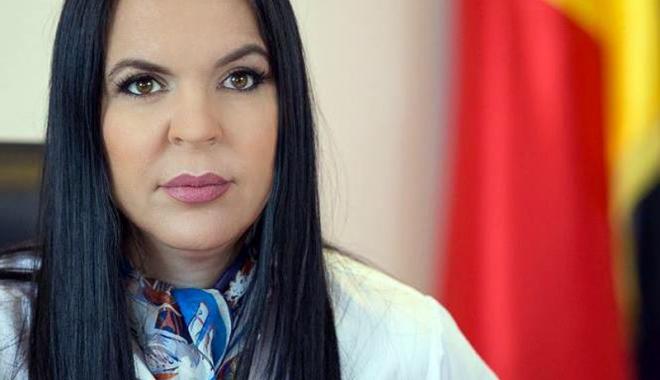 Foto: Mirela Matichescu, noul administrator public al judeţului Constanţa