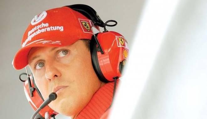 Foto: Zi tristă în familia lui Michael Schumacher