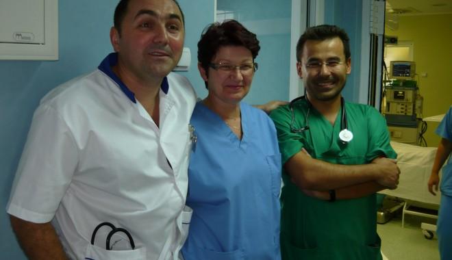Foto: Secţia O.R.L. a Spitalului Judeţean, complet utilată