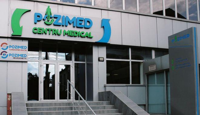 """Foto: Lovitură pe piaţa medicală din Constanţa. Cine a preluat Centrul Medical """"Pozimed"""""""