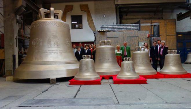 Catedrala Mântuirii Neamului are șase clopote. Cel mai mare dintre ele se va auzi în jumătate de Capitală! - clopot-1543148618.jpg
