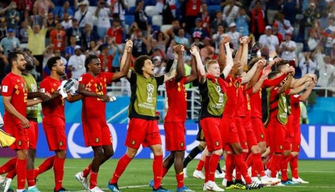 Foto: CM 2018. Belgia a învins Anglia și a câștigat Grupa G