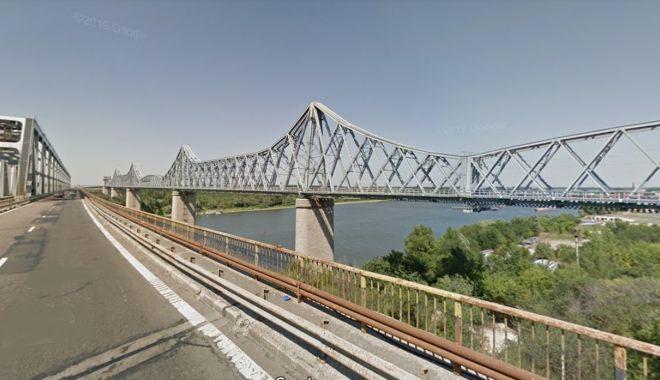 A fost desemnat câştigătorul pentru realizarea lucrărilor de reabilitare a Podului de la Cernavodă - cnair-1611672111.jpg