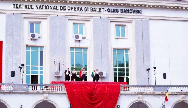 """Foto: CNAPMC sponsorizează spectacolele estivale ale Teatrului Național de Operă și Balet """"Oleg Danovski"""""""