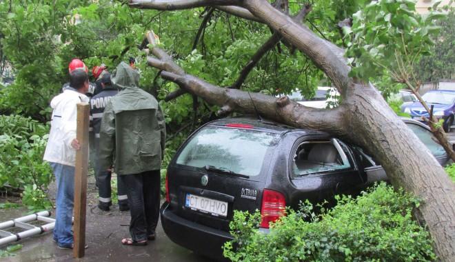 Foto: Constănțeni, atenție! Informație importantă de la Centrul Meteorologic Dobrogea