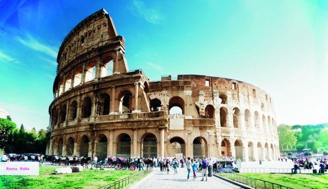 Foto: Cod roşu de caniculă pentru Roma şi alte 17 oraşe ale Italiei