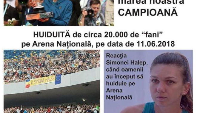 Decebal Făgădău DEZAPROBĂ postarea PSD referitoare la Simona Halep