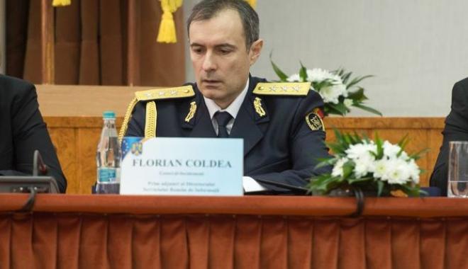 Foto: SRI: Florian Coldea este nevinovat, s-a solicitat repunerea în funcție