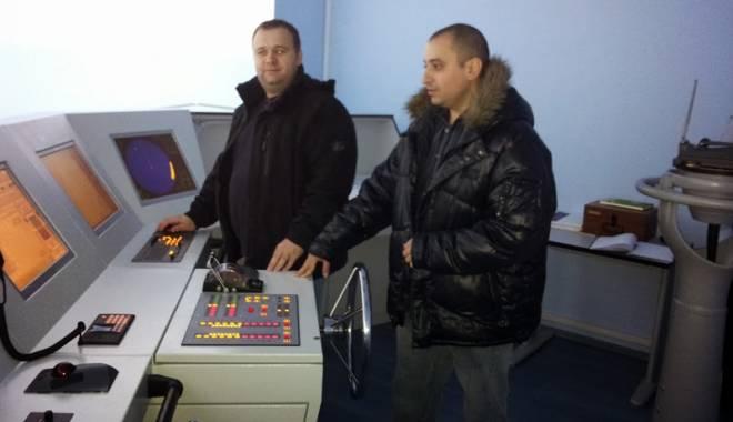 Foto: Colegiul Nautic Român inaugurează DP & Offshore Centre
