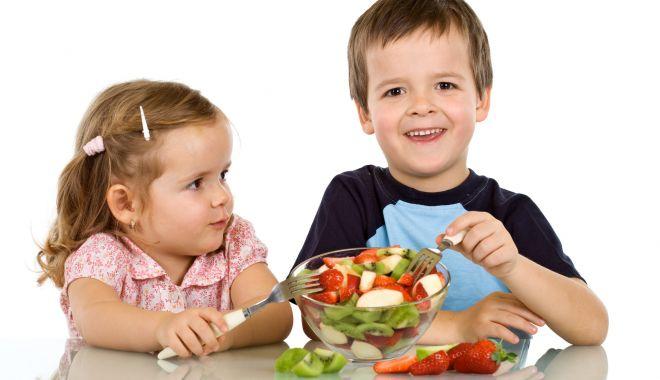 Foto: Cum puteți scădea valoarea colesterolului la copii