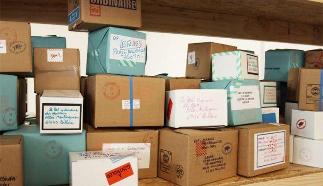 Foto: Poşta Română extinde monitorizarea în sistem Track&Trace a trimiterilor de colete