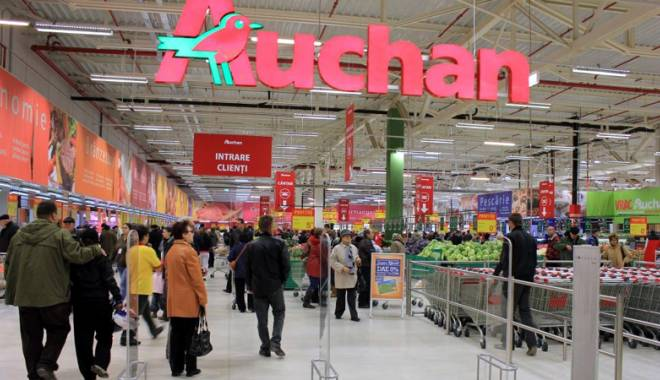 Supermarketurile reacţionează în scandalul