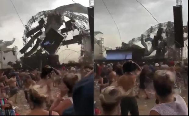 Foto: VIDEO ȘOCANT! Un celebru DJ a murit pe scenă