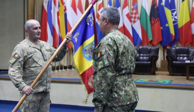 Foto: Predare de comandă la Statul Major al Forțelor Terestre