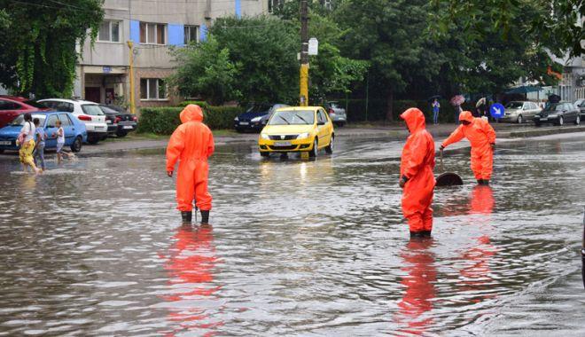 Foto: Comandament pentru Situații de Urgență,  la RAJA