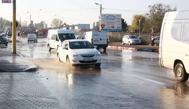 Foto: VREMEA REA LA CONSTANŢA / RAJA a activat Comandamentul pentru Situații de Urgență