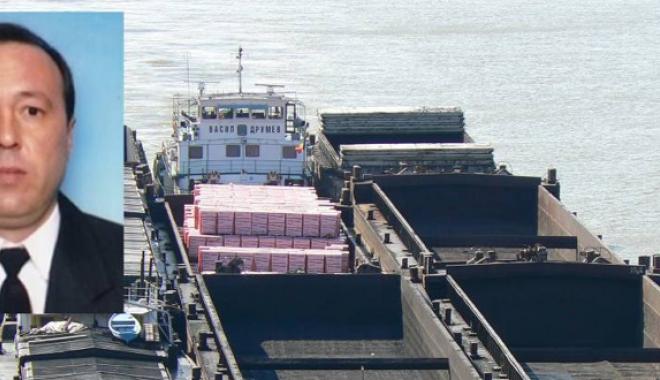 Foto: Comandant de navă, dispărut de cinci zile în condiţii suspecte