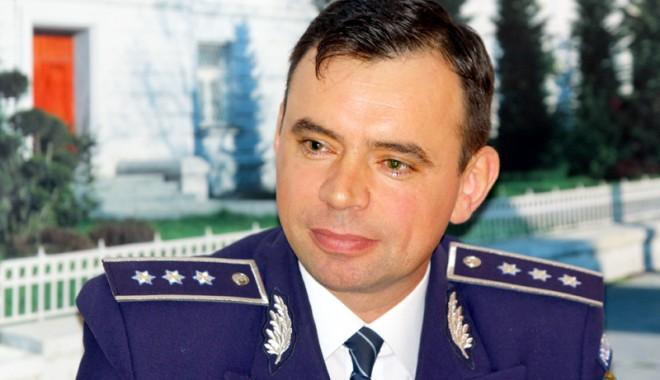Foto: Comisarul şef Bogdan Despescu a câştigat şefia Poliţiei Constanţa