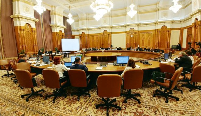 Foto: Comisia Iordache a adoptat  raport favorabil la modificările  aduse la Codul penal