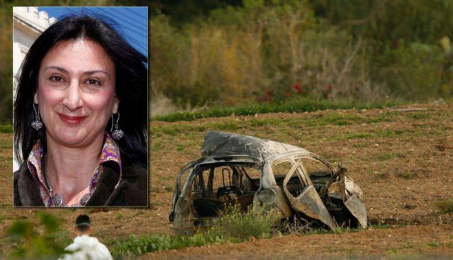 Foto: Comisia Europeană cere adevărul  în cazul asasinării jurnalistei  Daphne Galizia