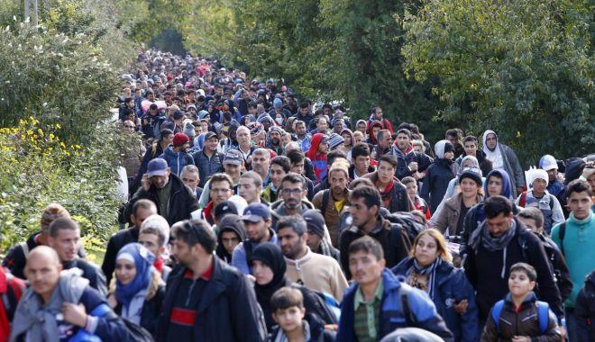 Foto: Comisia Europeană, avertizată în legătură cu o nouă criză a migranților