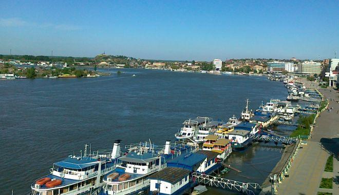 Foto: Comisia Europeană a acordat un ajutor de 27.4 milioane de euro pentru platforma multimodală din portul Galați