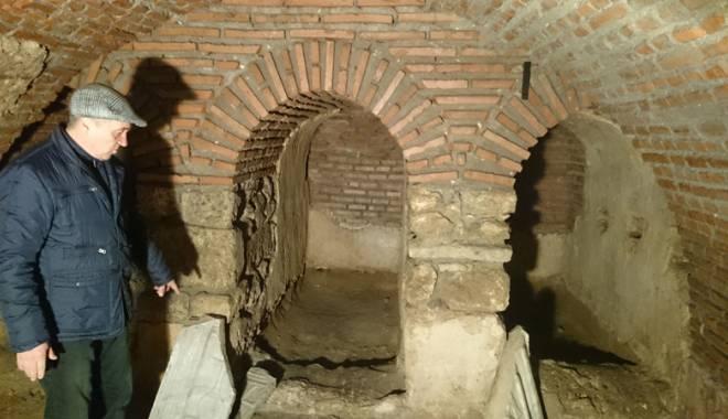 """Foto: Constanţa adăposteşte cel mai vechi edificiu creştin. Descoperirea, ţinută la """"secret"""""""