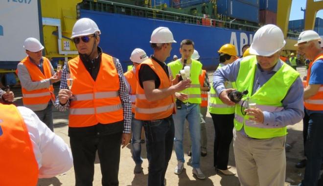 Compania Socep a deschis un nou capitol în istoria traficului de containere de la Marea Neagră - companiasocep2-1495985203.jpg
