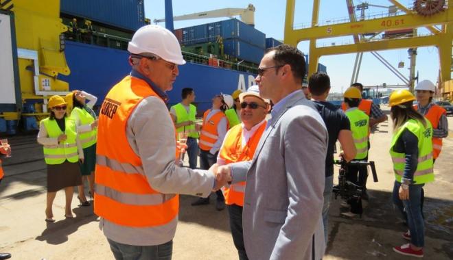 Compania Socep a deschis un nou capitol în istoria traficului de containere de la Marea Neagră - companiasocep4-1495985215.jpg