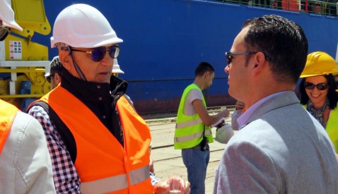 Compania Socep a deschis un nou capitol în istoria traficului de containere de la Marea Neagră - companiasocep5-1495985221.jpg