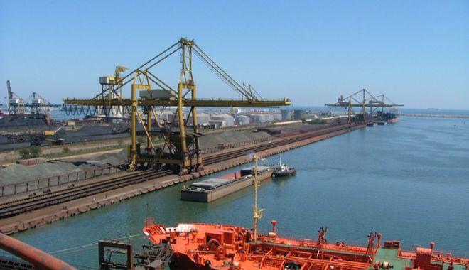 Foto: Companiile portuare Socep, Comvex și Oil Terminal au făcut profit în 2017