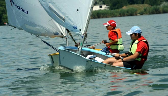 Foto: Regată de yachting, în week-end, la Constanța