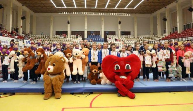 Competiţie cu surprize la Campionatele Naţionale de gimnastică-junioare de la Constanţa - competitie-1623597745.jpg