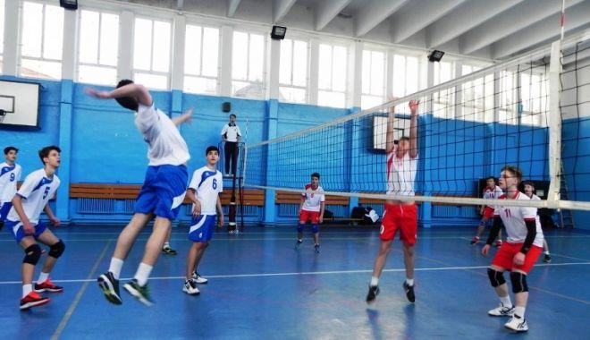 Foto: Gimnaziada şi Olimpiada Naţională a Sportului Şcolar. Ce competiţii au loc în week-end