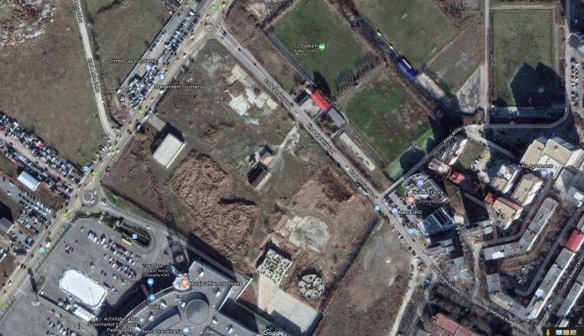 Complex cu 630 de apartamente pe strada Ştefăniţă Vodă. Vor fi construite opt blocuri cu şapte etaje