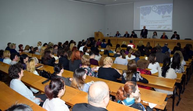 Mihai Daraban le-a vorbit studenţilor despre