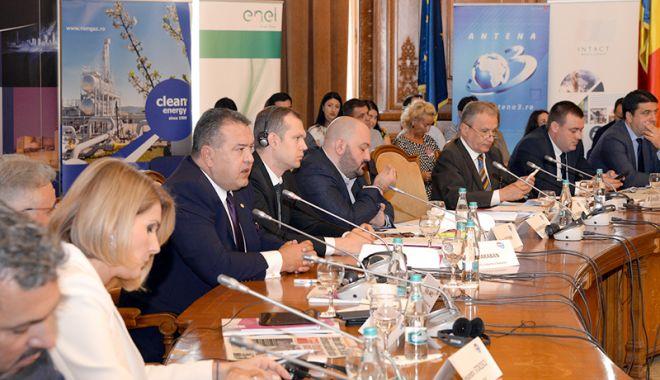 "Foto: ""România are șansa de a deveni un hub energetic regional"""