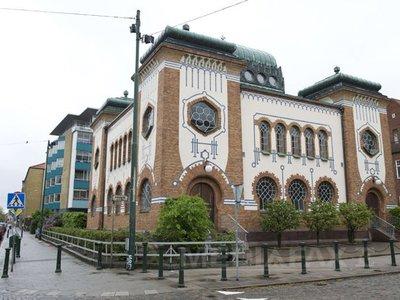 Foto: Comunitatea evreiască din Suedia, ameninţată după atentatele din Franţa