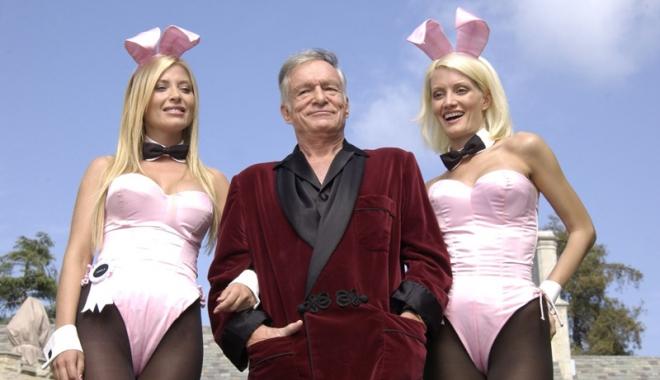 Playboy hugh heffner funeral