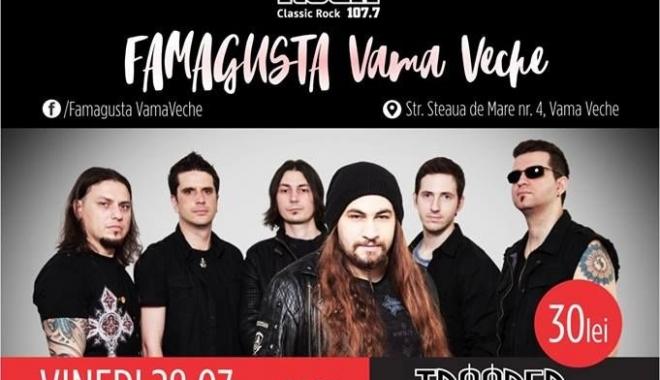 Foto: Distracţie maximă în week-end. Trooper şi Bucovina vor concerta în Vama Veche