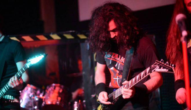 Foto: Concert tribut Metallica,  pe scena Orașului  cu Chef de Viață