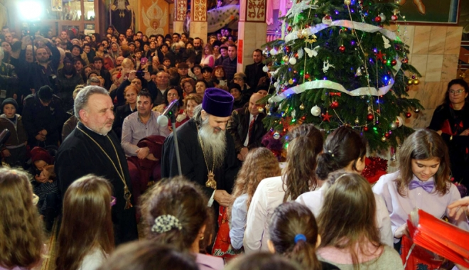 Foto: Concert caritabil  de Crăciun