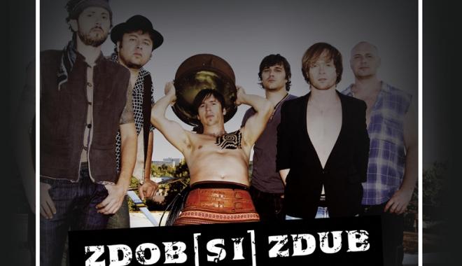 Foto: Concert caritabil  Zdob şi Zdub,  la Constanţa