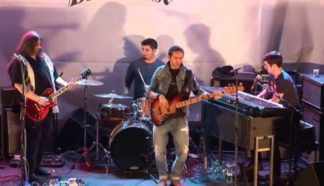 Foto: Concert de blues,  în Club Amethyst