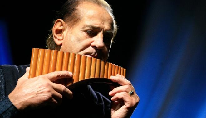 Foto: Concert extraordinar Gheorghe Zamfir