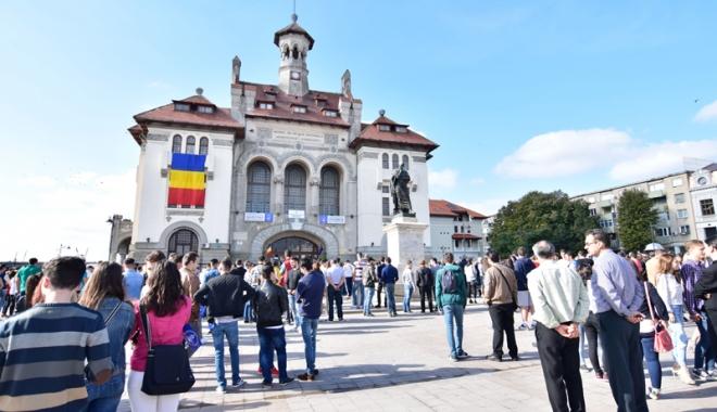 Foto: Concert în Piaţa Ovidiu